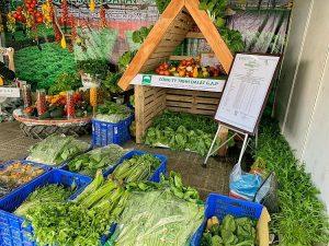 Phiên chợ nông sản ATTP Đà Lạt 2020 hội tụ nhiều nông sản miền Bắc